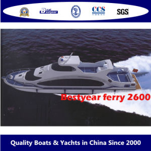 Steel Ferry 26m Passenger Boat pictures & photos