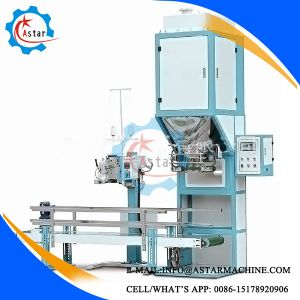 10-50kg Per Bag Fast Speed Grain Packing Machine pictures & photos