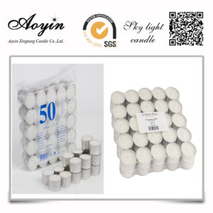 Long Burning White Tealight Candle From China Manufacturer pictures & photos