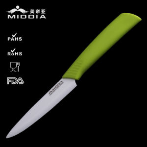 "4"" Ceramic Paring Knife, Kitchen Knives pictures & photos"