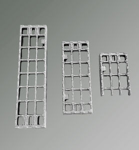 Excavator Spare Parts / Die Cast Pedal / Aluminium Pedestal pictures & photos