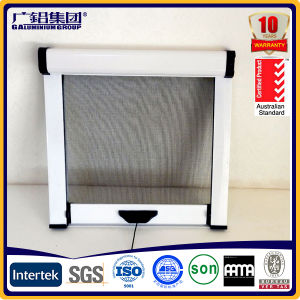 Aluminium/Aluminum Rolling Mosquito Net/Fly Screen pictures & photos