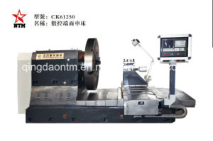 China Professional Horizontal CNC Lathe Machine for Flange (CK61160) pictures & photos