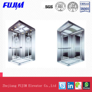 Good Quality Machine Roomless Passenger Elevator with Integrated Controller pictures & photos
