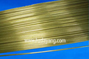 Nickel Silver Brazing Wire 5kg Inner Packs Flux Colour Red Aws 5.7/5.8 Rbcuzn-D pictures & photos