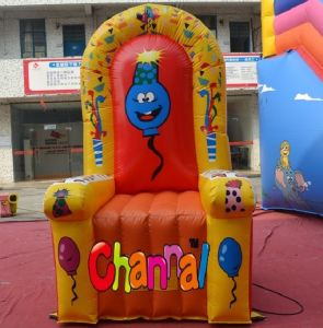 King Inflatable Chair for Adult Chsl227 pictures & photos
