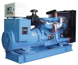 Perkins Series Diesel Generator Set (NPP165)