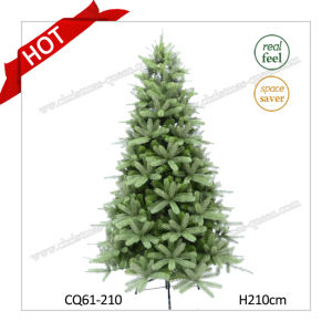 2017 Hot Wholesale PE Outdoor Plastic Christmas Decoration H120-300cm