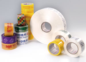High Quality Adhesive Printed Logo BOPP Tape for Packing and Carton Sealing