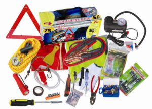 65PCS Auto Emergency Kits pictures & photos