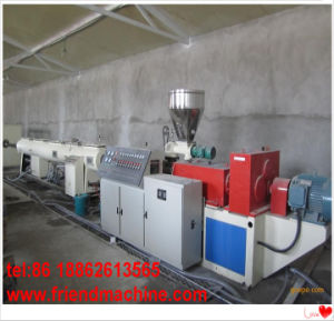 PVC PE PP Tube Production Machine pictures & photos