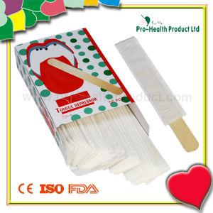 Wooden Tongue Depressor (pH1030) disposable tongue depressor pictures & photos