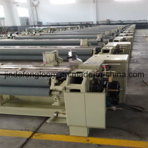 Three Nozzle Double Pump Water Jet Loom Weaving Machine pictures & photos