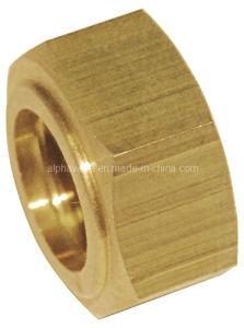 Brass Cap Nut Pipe Fitting (a. 0327)