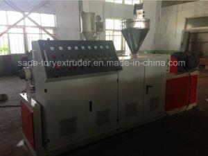 Sj Series Single Screw Plastic Extruder Machine pictures & photos