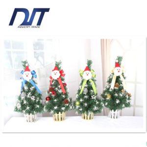 50cm Mini Desktop Santa Snowflake Christmas Tree Ornaments pictures & photos