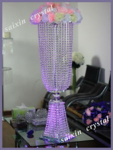 Wedding Decoration Centerpieces with Crystal