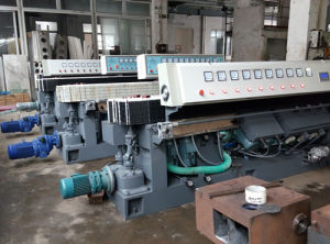 Hot 45 Degree Chamfer Glass Arris Edging Machine pictures & photos