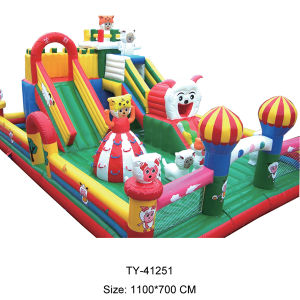 2017 Best Sale Crazy Fun Inflatable Bouncer (TY-41251) pictures & photos