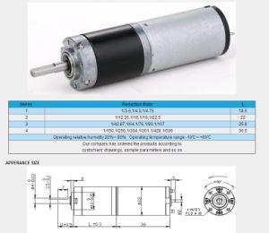 Pg22k4-2238-1265 Carbon-Brush Motors pictures & photos
