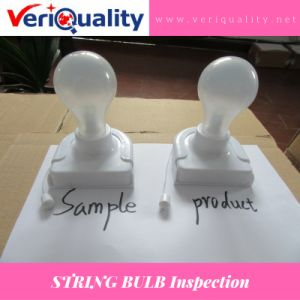 String Bulb Quality Control Inspection Service in Zhejiang pictures & photos
