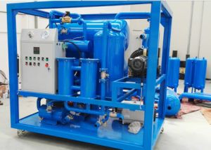 Industrial Oil Purifier, Oil Filtration pictures & photos