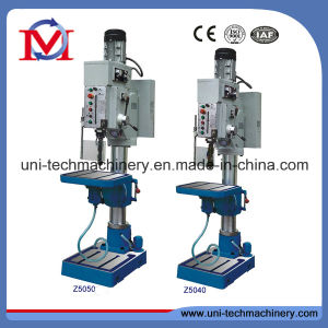China Supplier Vertical Drilling Machine pictures & photos