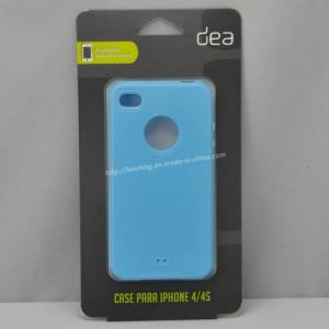 Transparent Clamshell Blister Packaging for Mobile Case pictures & photos