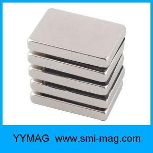 Permanent Magnetic Material Block Neodymium Magnet for Permanent Magnet Generator pictures & photos