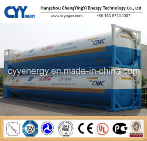 Newest Cryogenic LNG Lox Lin Lar Lco2 Tank Container with GB ASME pictures & photos