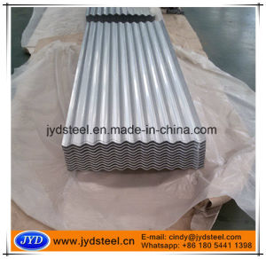 Galvanized Corrugated Steel Roof Sheet pictures & photos
