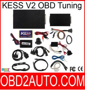 V2.15 FW V3.099 KESS V2 OBD Tuning ECU Chip Tuning Kit Master Version No Token Limitation