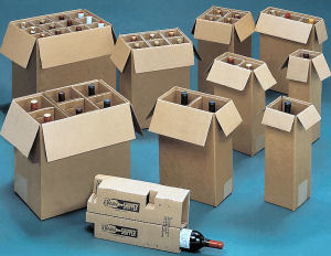 Wine Shipping Box