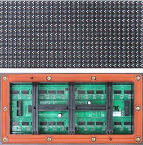 High Brightness P8 Outdoor Fully Color LED Display pictures & photos