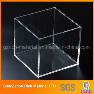 Clear Acrylic Case Plastic Box for Napkin/Tissue/Desktop Plastic Acrylic Case pictures & photos