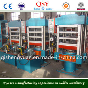 Gasket/SBR/Smr/EPDM Rubber Products Curing Vulcanizing Press Machine pictures & photos