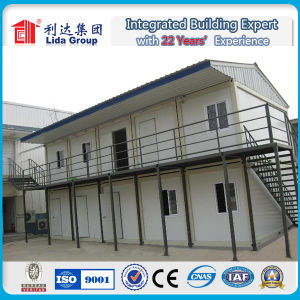 Prefab 20′ Mdular Sandwich Panel Containers Homes pictures & photos
