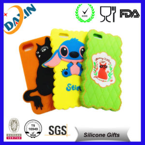 High-Quality Silicone Phone Case for iPhone 6 pictures & photos