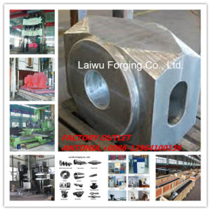Forged Blowout Preventer Open Die Forging Oil Extraction Industry Meet The Requirements of API Q1 pictures & photos