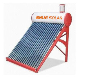 Passive Unpressurized Solar Water Heater with Controller pictures & photos