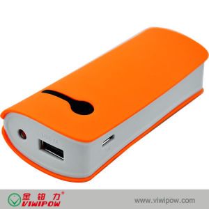 Well Designed 5200mAh Portable Charger with Flashlight (VIP-P09)