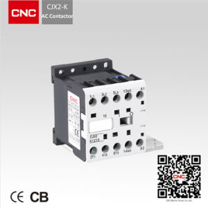 CNC Contactor Cjx2-K AC Contactor AC Contactor (CJX2-K) pictures & photos
