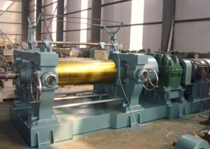 Two Roll Rubber Open Mixing Mill Model: Xk400 & Xk560 pictures & photos