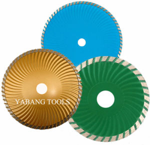 Strong Turbo Diamond Saw Blade pictures & photos