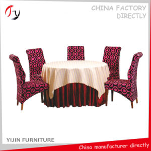 Aluminum Legs Fabric Upholstered Banquet Furniture (FC-29) pictures & photos