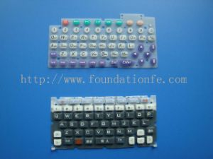 Rubber Touch Panel Product Silicone Keypads Membrane Switch pictures & photos