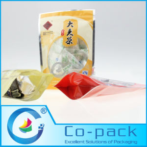 Biodegradable Resealable Plastic Food Packaging pictures & photos