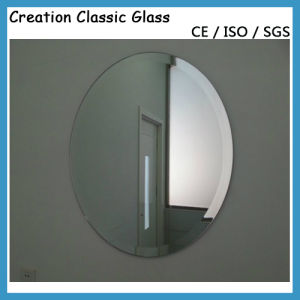3-6mm Bathroom Silver Color Mirror Clear Sheet Mirror with Frameless pictures & photos