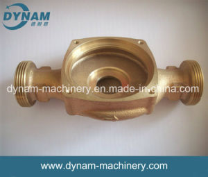 Machinery Casting Parts CNC Machining Copper Sand Casting Valve pictures & photos