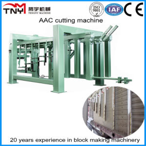 Aerated Autoclaved Concrete Block Machine/AAC Plant/AAC Production Line Manufacturer pictures & photos